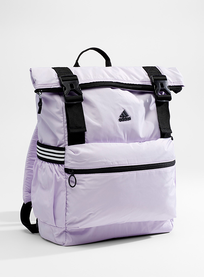 Adidas Lilacs Yola yogi backpack for women
