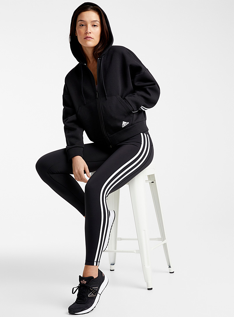 Adidas Black Black Believe 7/8 legging for women