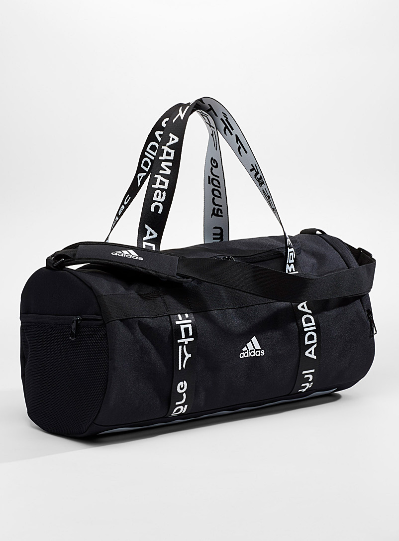 multilingual-logo-duffle-bag