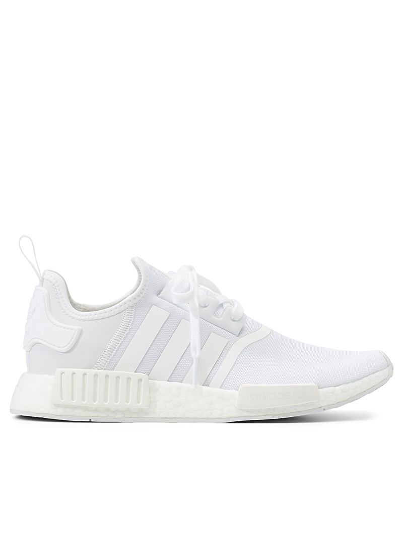 Le sneaker NMD_R1 triple blanc  Homme