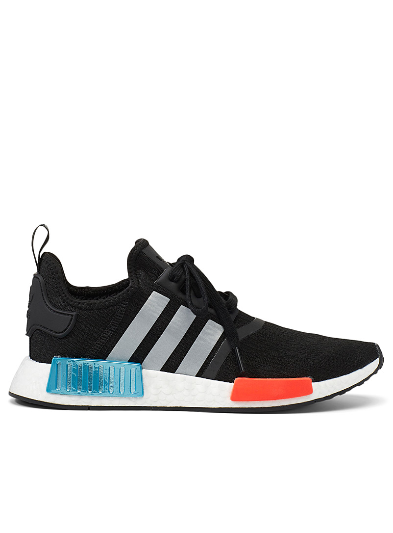 Metallic accent NMD_R1 sneakers  Men