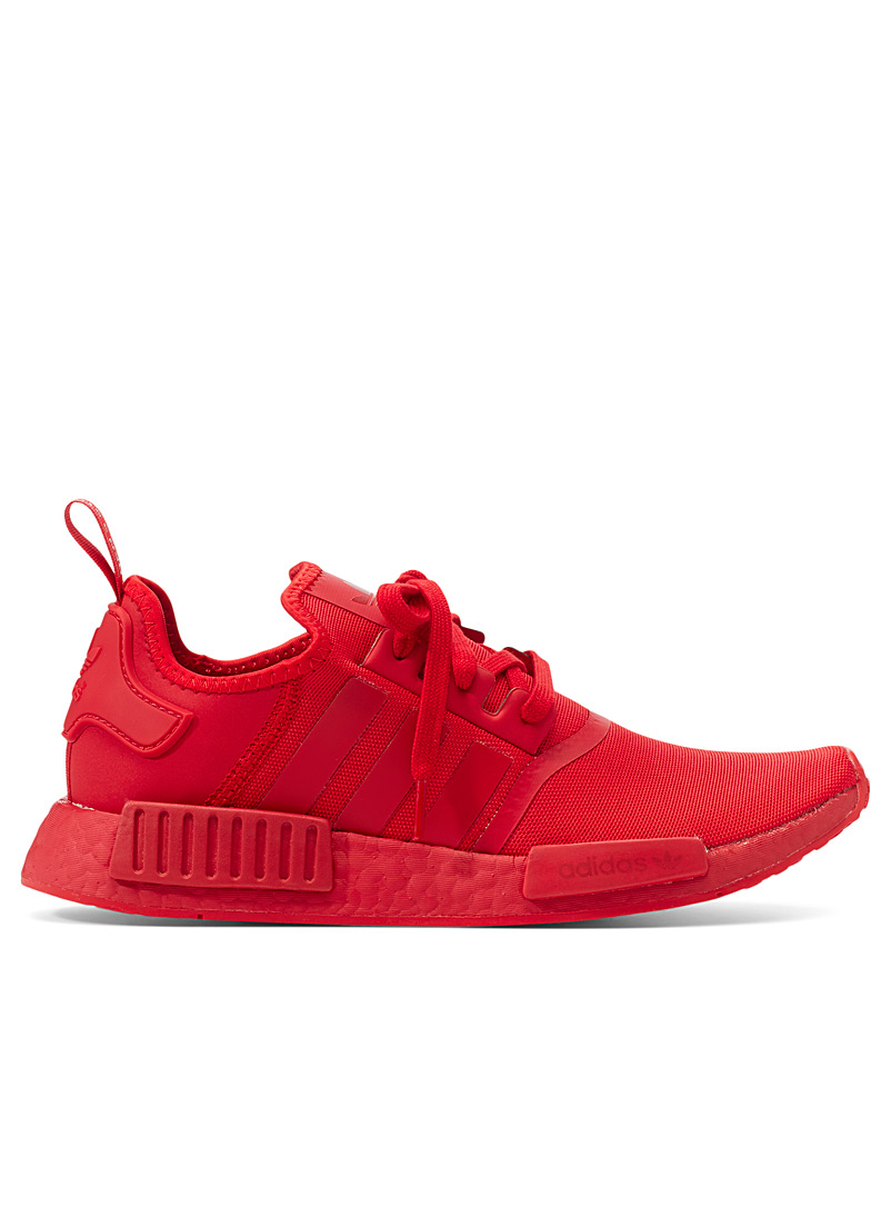 Adidas Originals Red Triple red NMD_R1 sneakers  Men for men