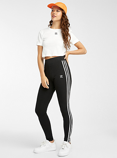 Three stripes legging