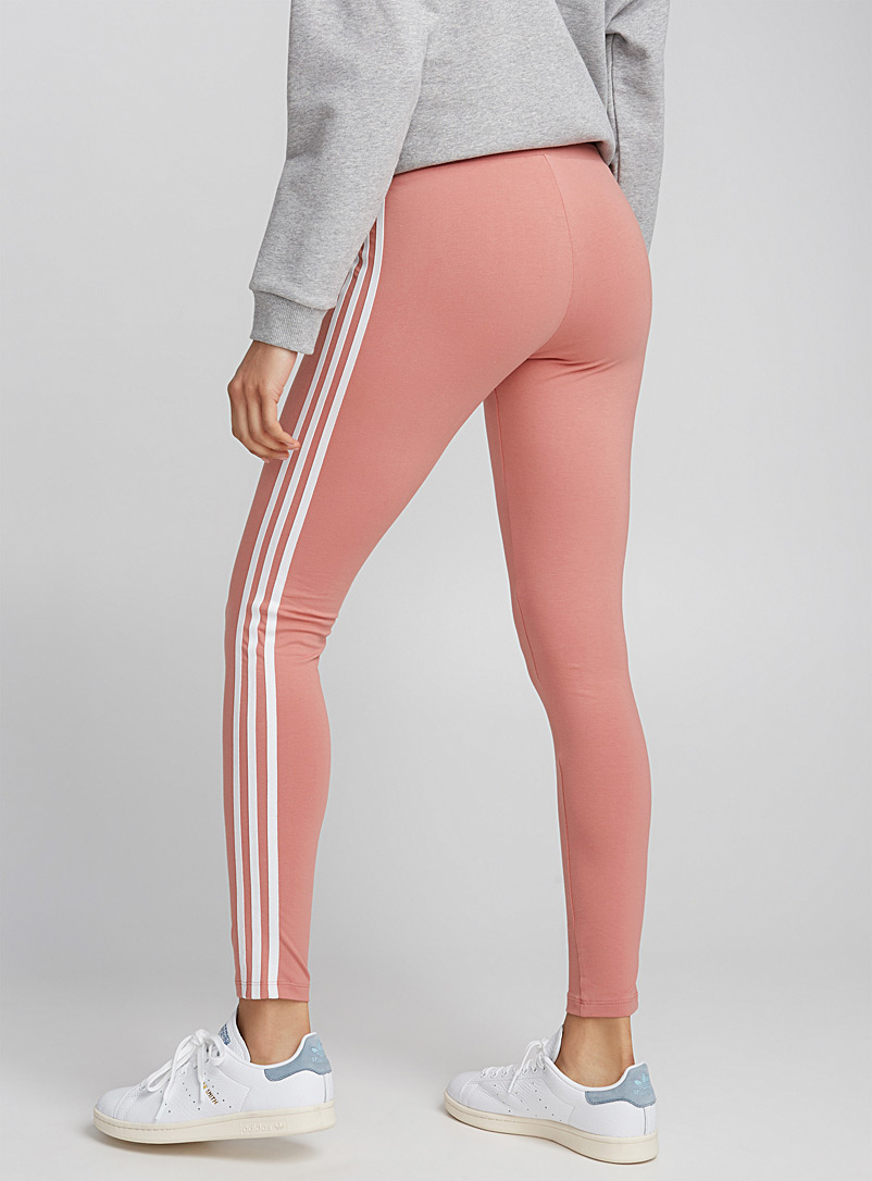 Three stripe legging - Leggings - Pink