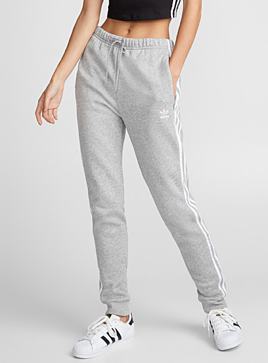 Three stripe joggers
