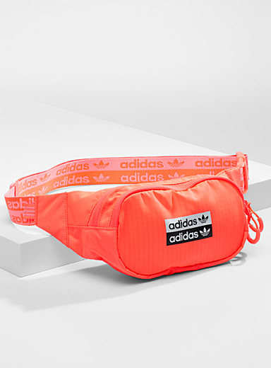 Adidas Originals Dusky Pink R.Y.V. belt bag for women