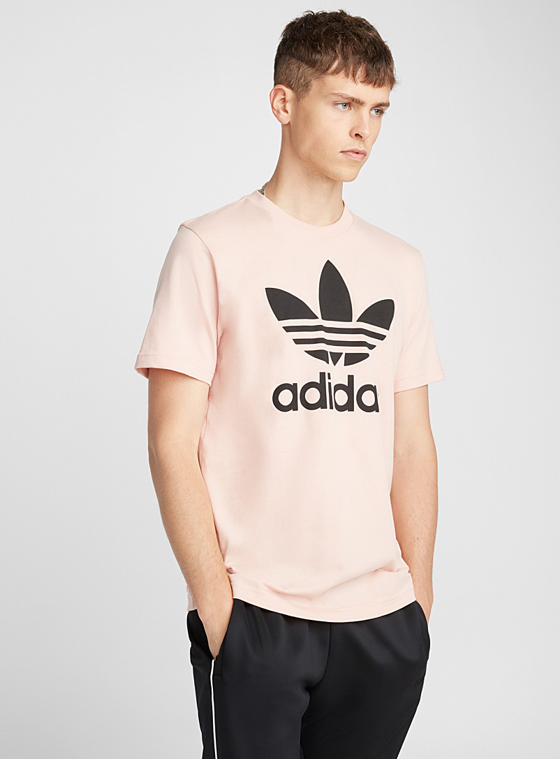Originals Trefoil T-shirt - Prints - Pink