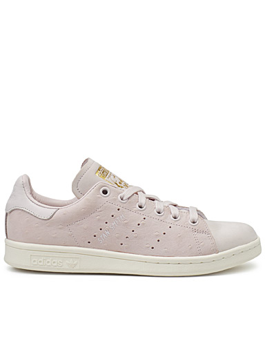 Le sneaker Stan Smith rose pâle <br>Femme
