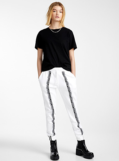 Logo band sweatpant