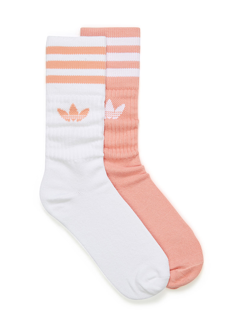 contrasting-logo-ribbed-socks-br-set-of-2