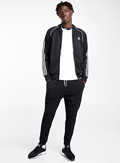 SST athletic bomber jacket
