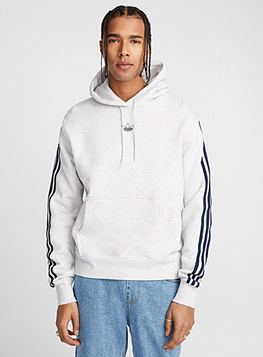 Le sweat à capuche logo authentique