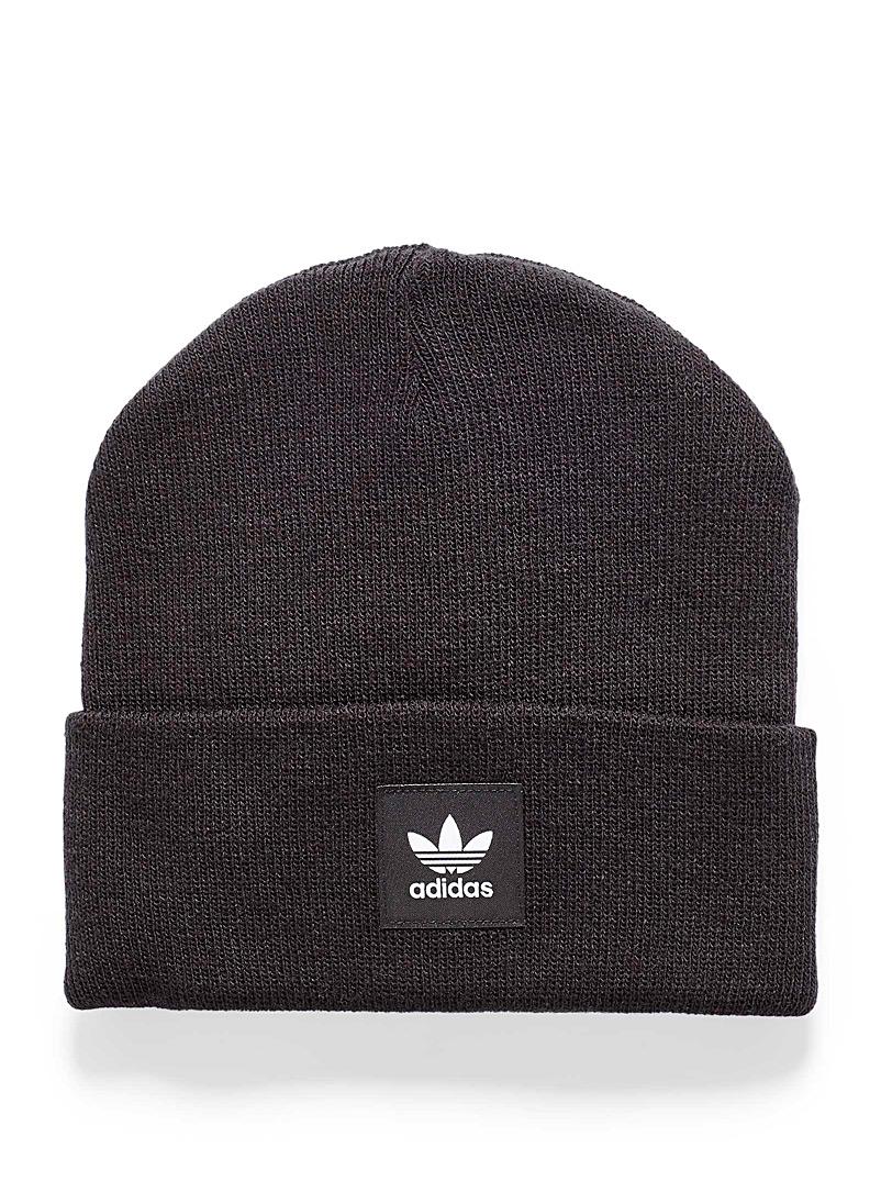 Adidas Originals Black Adicolor tuque for women