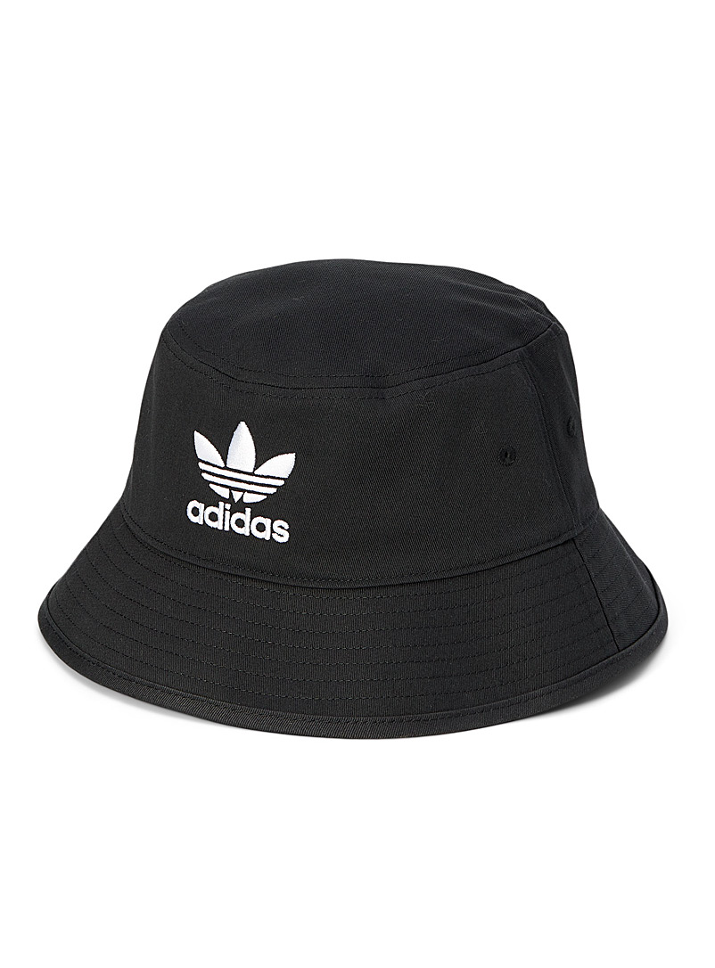 Clover straight edge bucket hat