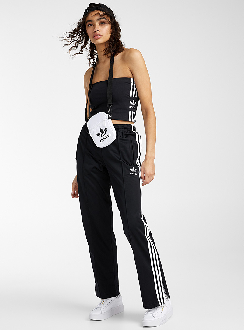 Adidas Originals Black Firebird trackpant for women