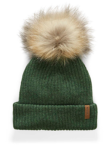 Celest wool tuque