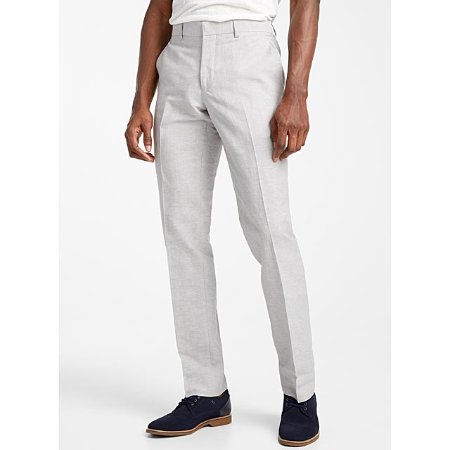 cotton-linen-chambray-pant-slim-fit