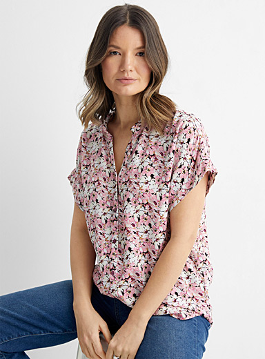 Scent of spring blouse