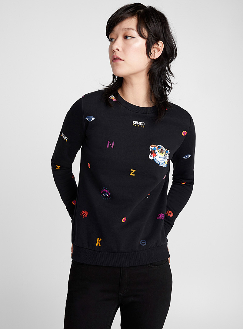 signature-mini-logos-sweatshirt