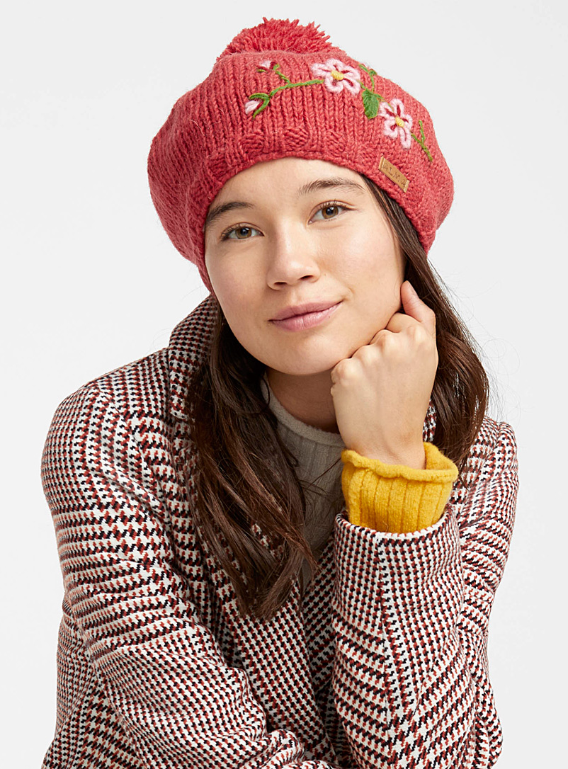 embroidered-pompom-beret