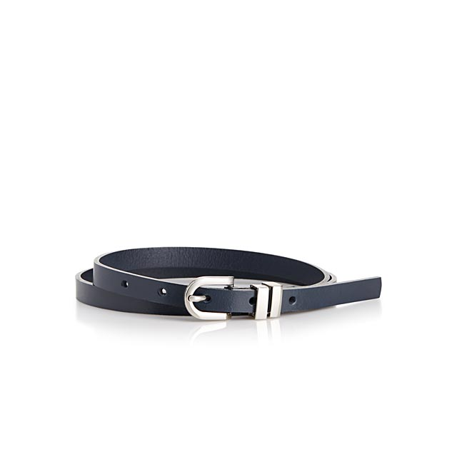 skinny-faux-leather-belt