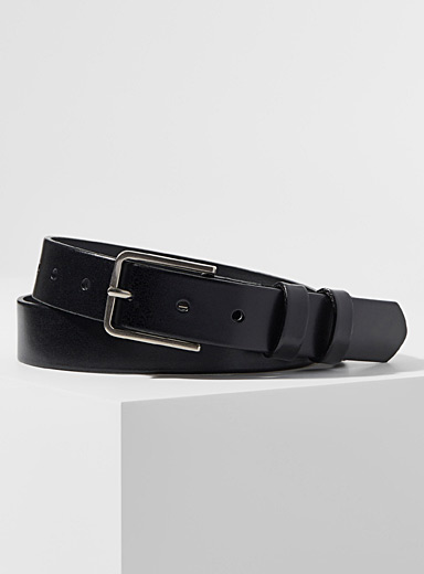 Stretch insert belt