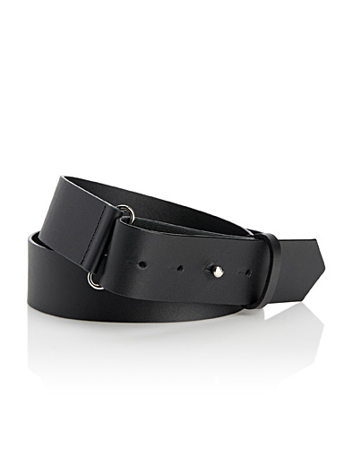 Buckleless belt