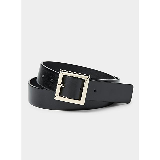 square-buckle-belt
