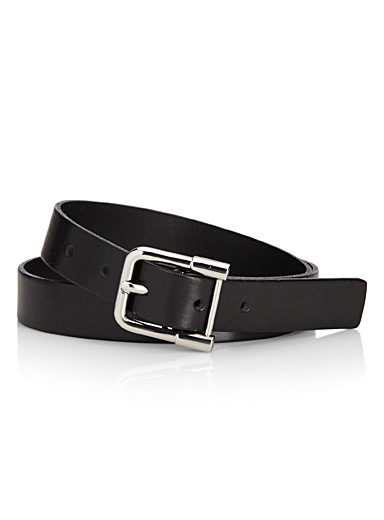 Saddle buckle belt