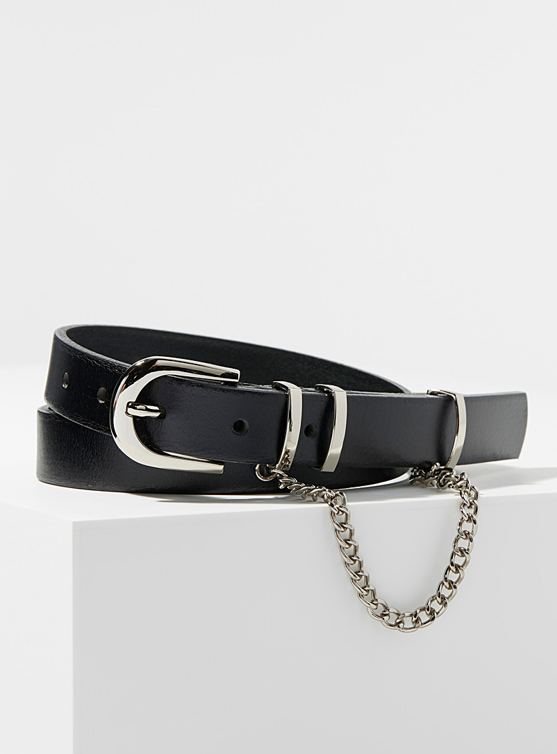 Vintage Chain Belt by Simons