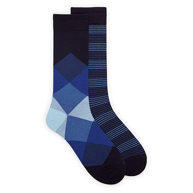 neo-diamond-and-stripe-sock-2-pack