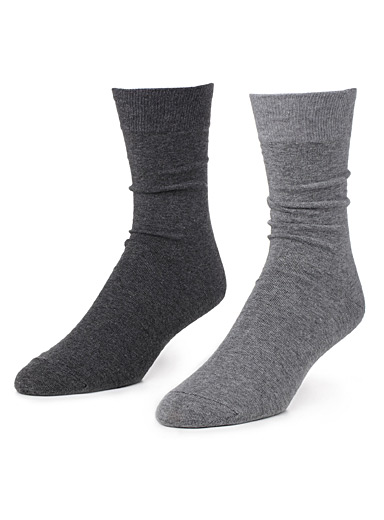 Bright and basic sock 2-pack