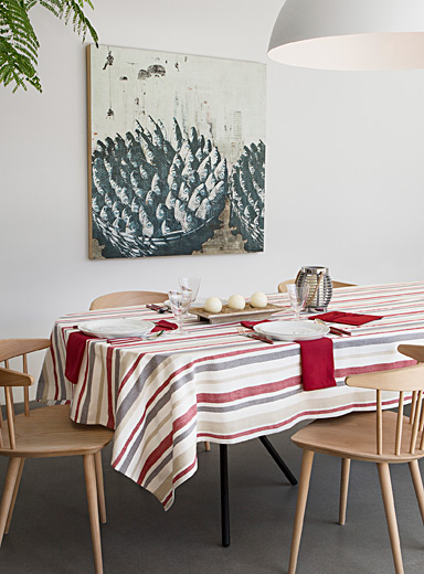 Martha's Vineyard tablecloth