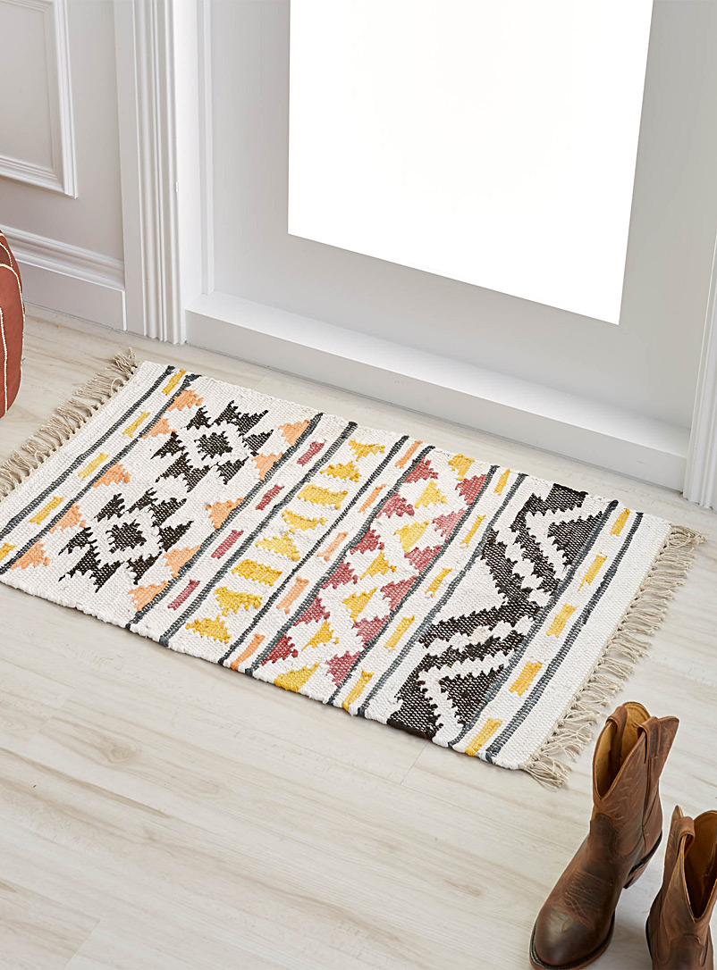 Ancient lands rug  60 x 90 cm - Patterned - Assorted