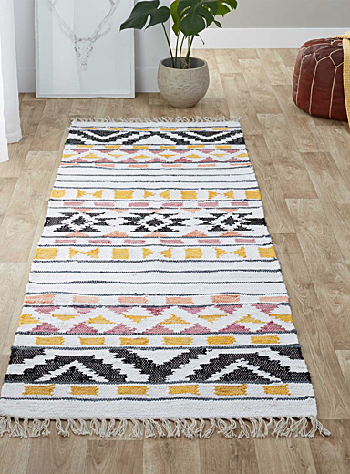 Ancient lands rug <br>75 x 215 cm