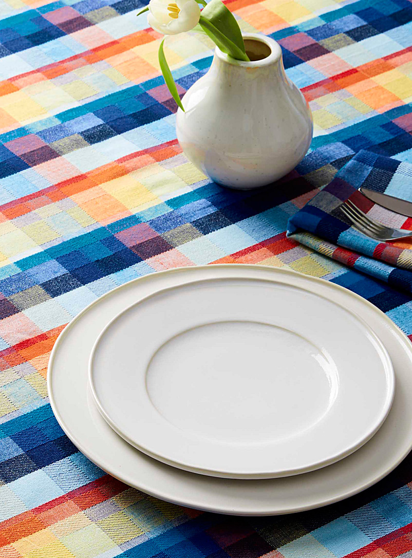 rustic-check-pure-cotton-tablecloth