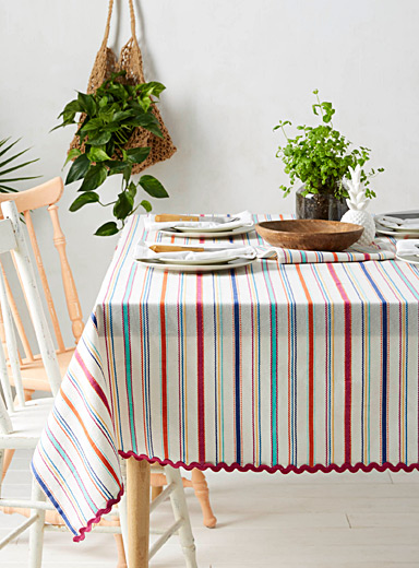 Viva Mexico pure cotton tablecloth