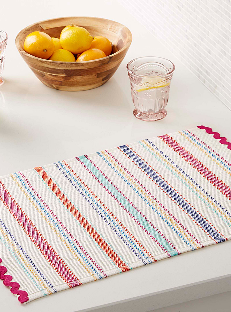 Viva Mexico woven placemat - Fabric