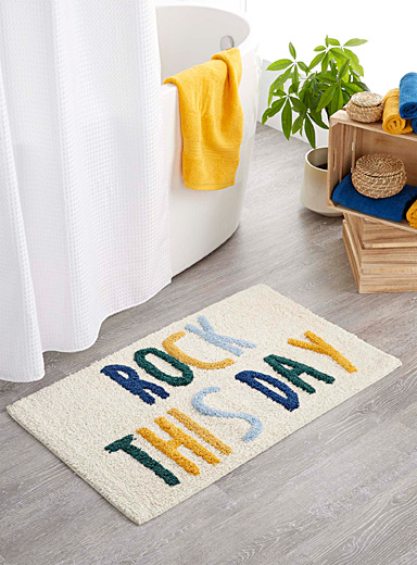 Rock this day bath mat  50 x 80 cm