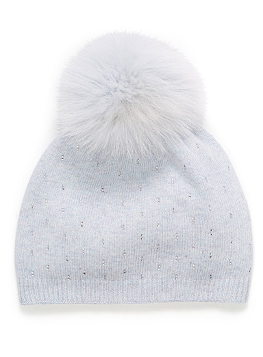 Sparkly touch tuque