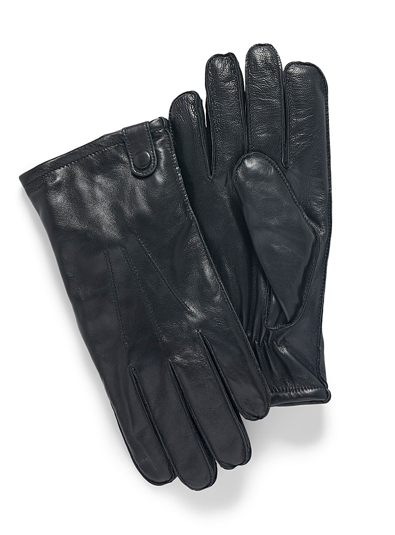 cut-and-sewn-leather-gloves