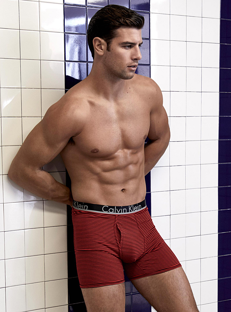 Ultra soft boxer brief  3-pack - Multi-Packs - Bright Red