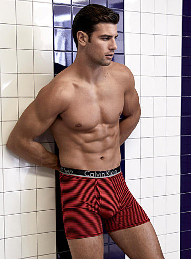 Ultra-soft boxer brief  3-pack