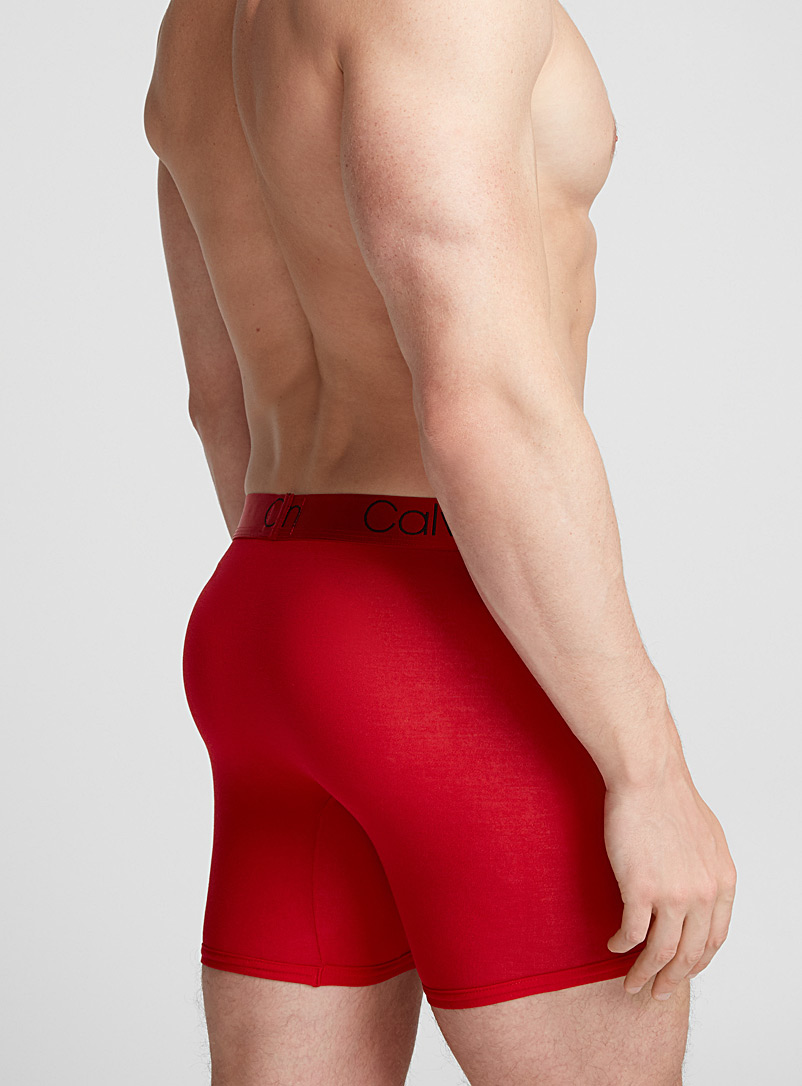 Modal boxer brief - Boxers & Briefs - Red