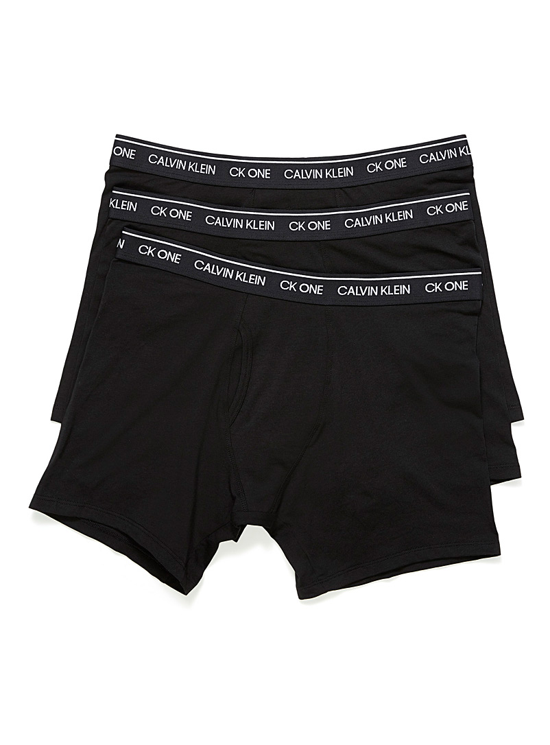 CK1 essential boxer brief  3-pack