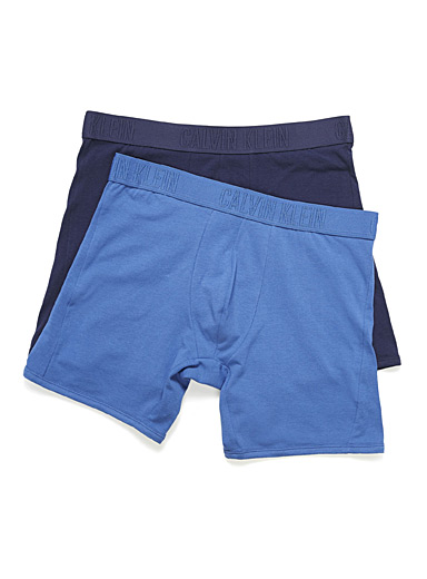 Embroidered CK boxer brief  2-pack