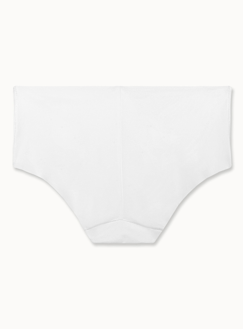 Laser-cut hipster - Shorts & Hipsters - White