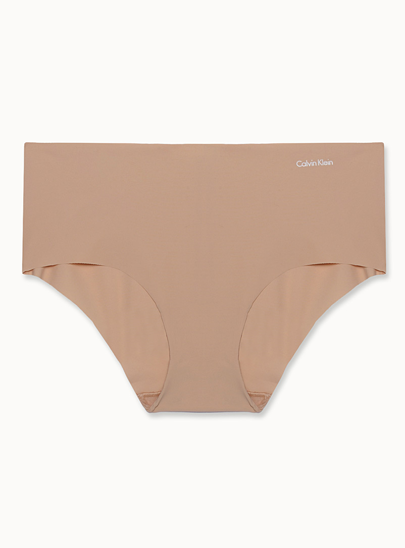 Laser-cut hipster - Shorts & Hipsters - Tan