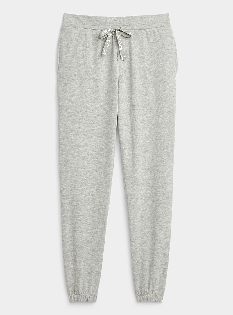 Calvin Klein Grey Essential lounge joggers for women