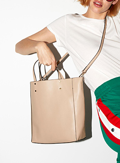 Small tote and clutch